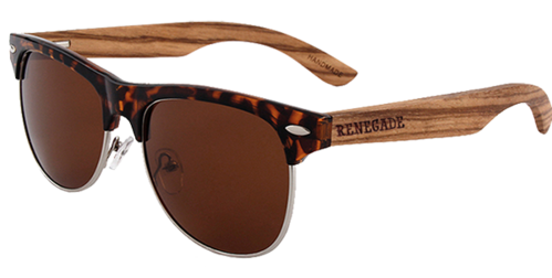 BROOKLYN TORTOISE BROWN