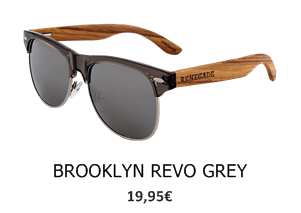 GAFAS DE SOL BROOKLYN REVO GREY