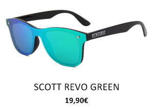 GAFAS DE SOL RENEGADE SCOTT REVO GREEN