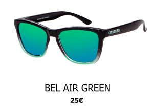 GAFAS DE SOL RENEGADE BEL AIR GREEN