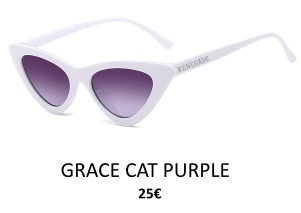GAFAS DE SOL GRACE CAT PURPLE