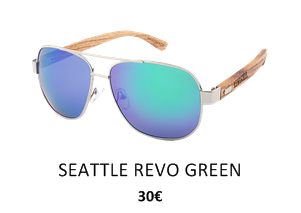 GAFAS DE SOL RENEGADE SEATTLE REVO GREEN