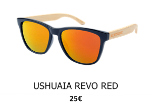 GAFAS DE SOL RENEGADE REVO RED