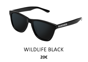 GAFAS DE SOL RENEGADE WILDLIFE GREEN