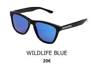 GAFAS DE SOL RENEGADE WILDLIFE BLUE