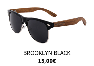 GAFAS DE SOL BROOKLYN BLACK