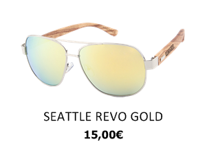 GAFAS DE SOL RENEGADE SEATTLE REVO GOLD